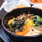 Bowl of bibimbap | Korean restaurants in Germantown
